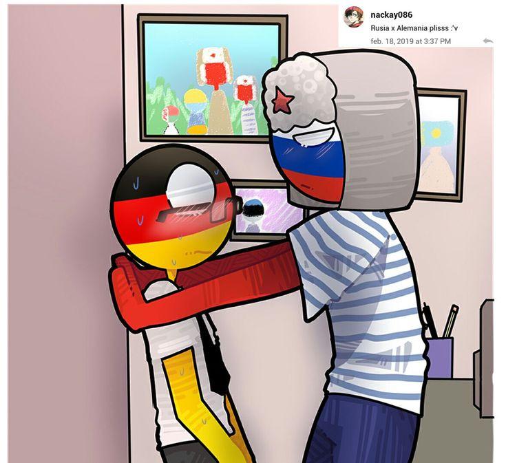 Madison : Germany x russia