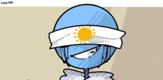 countryhumans Argentina