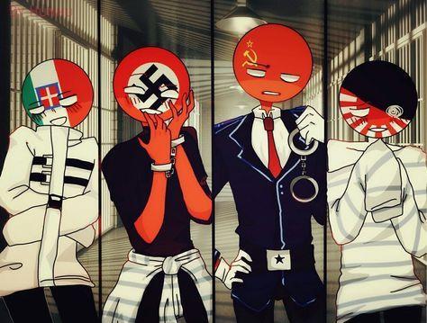 italy empire x gernany x USSR x japan empire