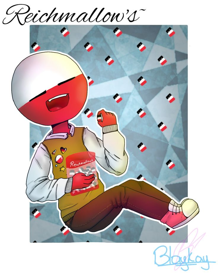 countryhumans Poland