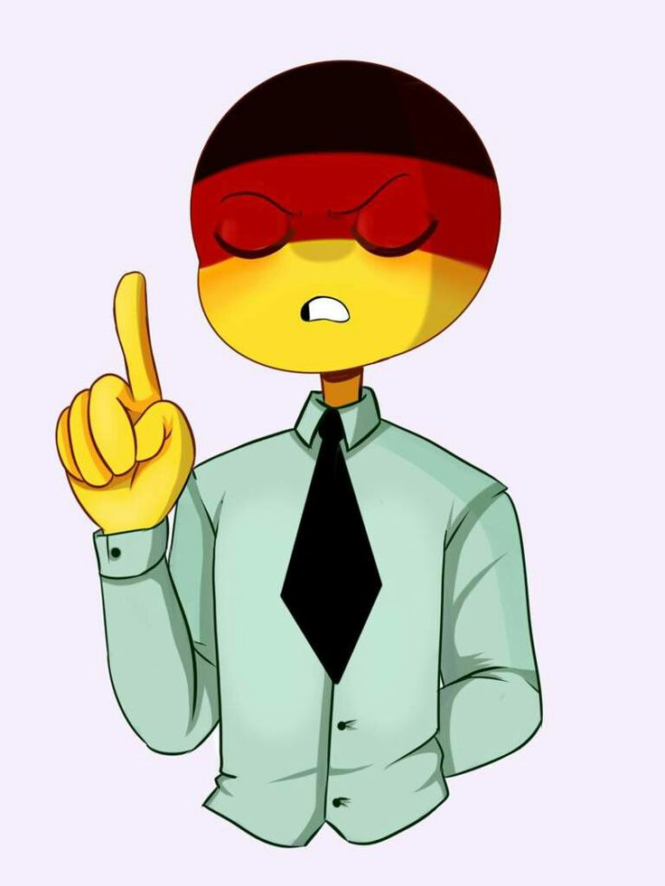 countryhumans germany