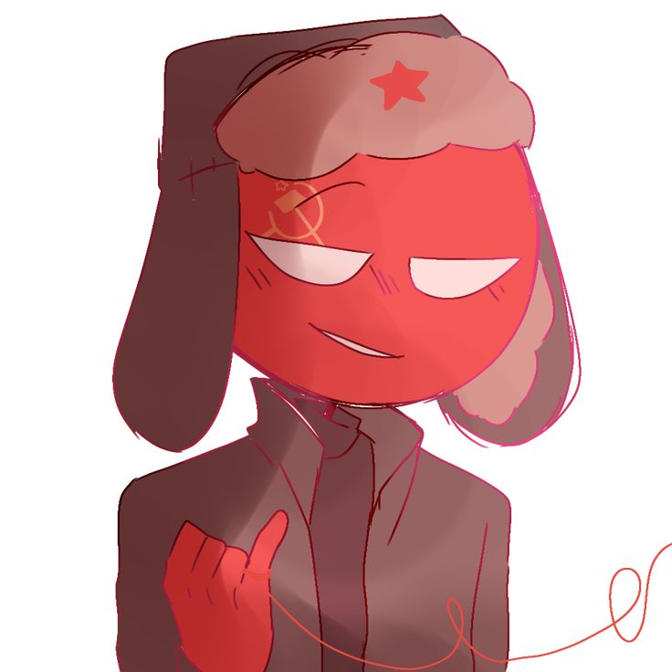 Countryhumans: The Ussr - CountryHumans