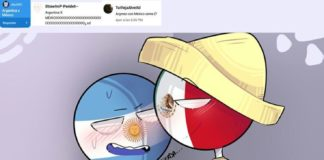 countryhumans argentina x mexico