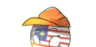 Malaysia countryhumans