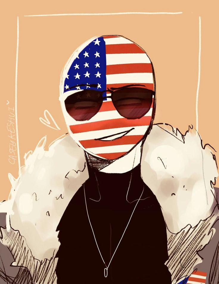 Countryhumans america