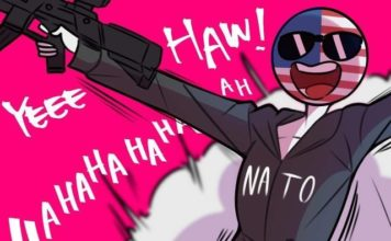 countryhumans America