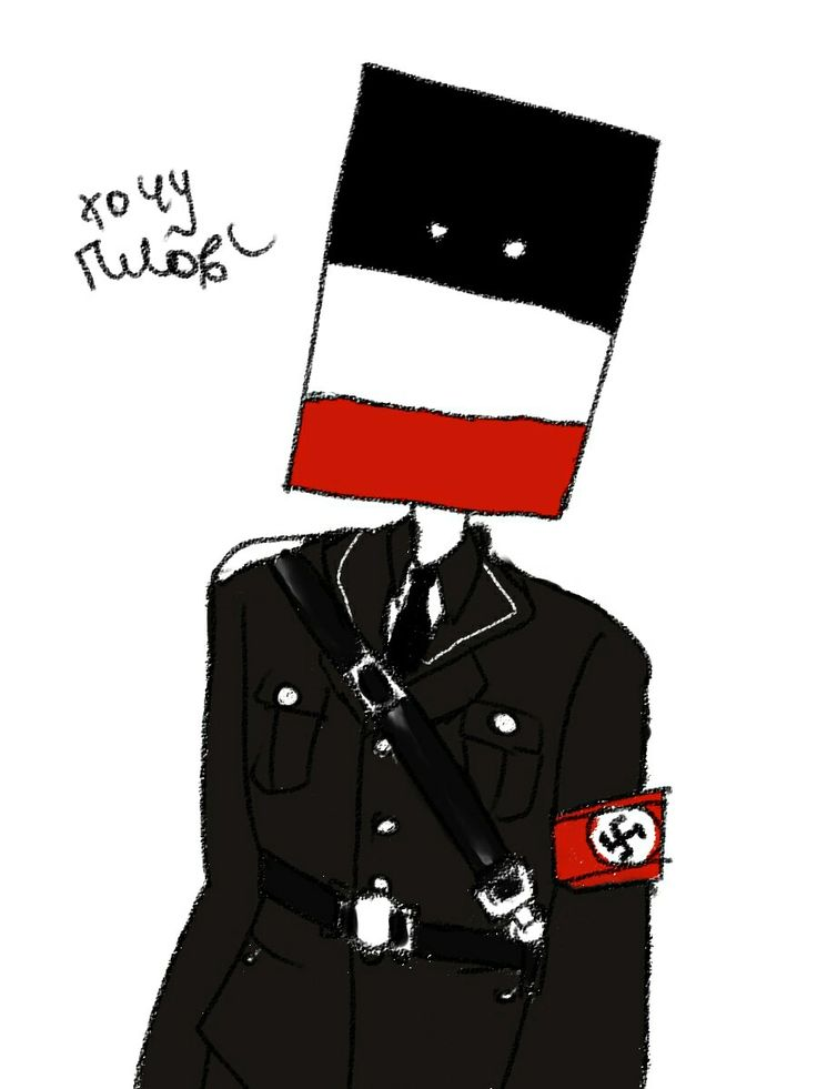 Countryhumans Reichtangle