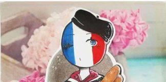La Baguette France-CountryHumans