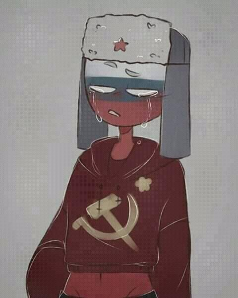russia regret - CountryHumans